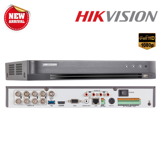 Picture of DVR HIKVISION 5MP 8Channels