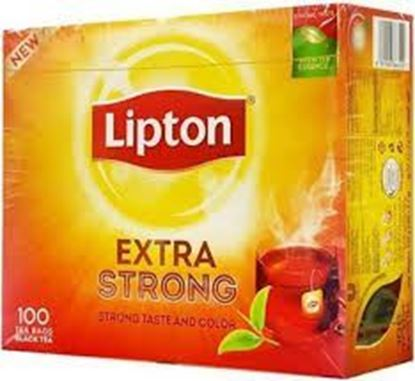 Picture of Lipton Extra Strong, 100Tea Bags
